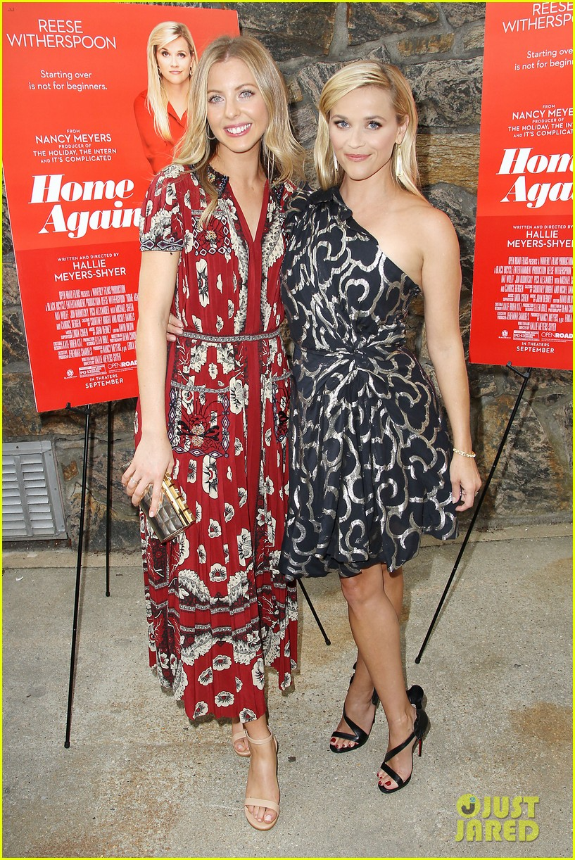 Reese Witherspoon Premieres Home Again In East Hampton Photo