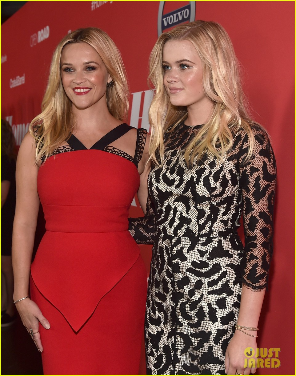 Reese Witherspoon Takes Lookalike Daughter Ava To Home Again