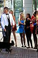 arie luyendyk jr takes his bachelor girls on a dog walk date 09