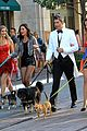 arie luyendyk jr takes his bachelor girls on a dog walk date 13