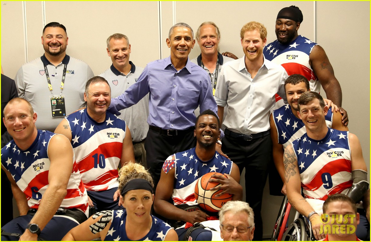 barack obama prince harry invictus games 043966302