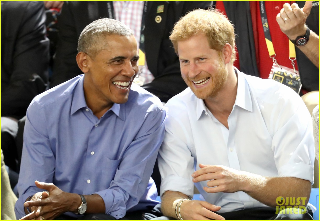 barack obama prince harry invictus games 073966305