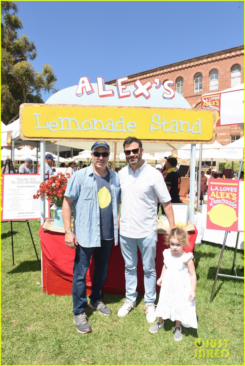 jimmy kimmel family alexs lemonade stand 043955701