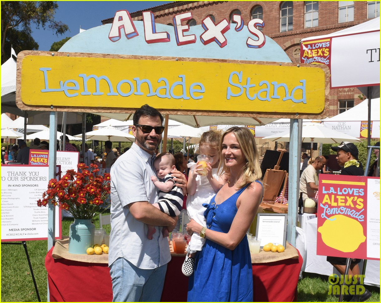 jimmy kimmel family alexs lemonade stand 053955702
