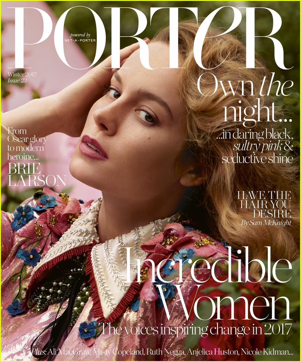 brie larson porter magazine 033964152