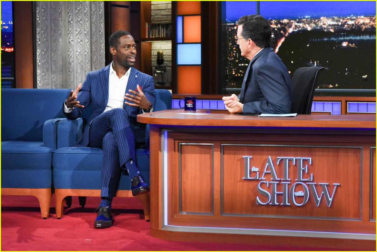 sterling k brown late show 033964647