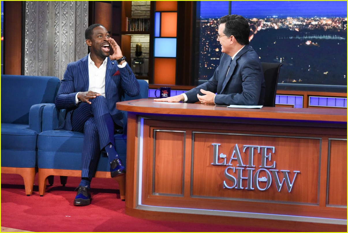sterling k brown late show 04