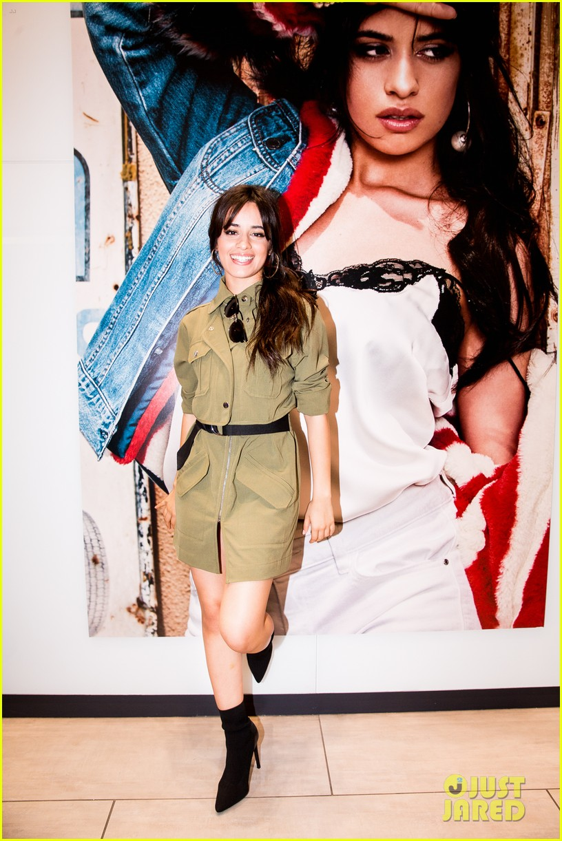 camila cabello guess nyfw party store mg 013956962