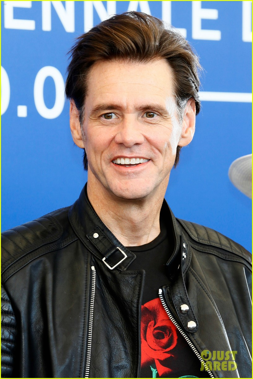 jim carrey premieres documentary at venice film festival 043950635