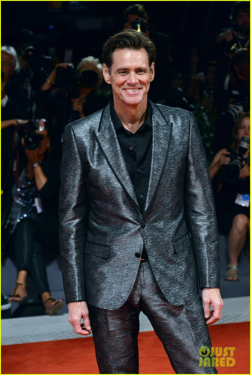 jim carrey premieres documentary at venice film festival 183950649