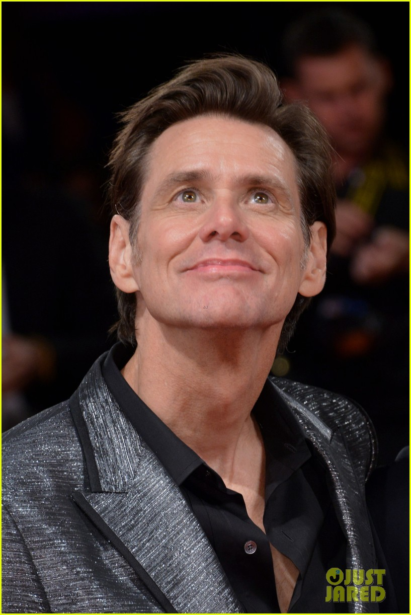 jim carrey premieres documentary at venice film festival 223950653