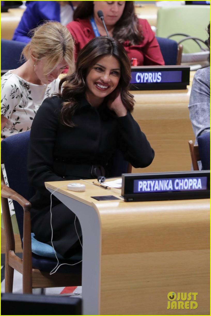 priyanka chopra united nations 013962283
