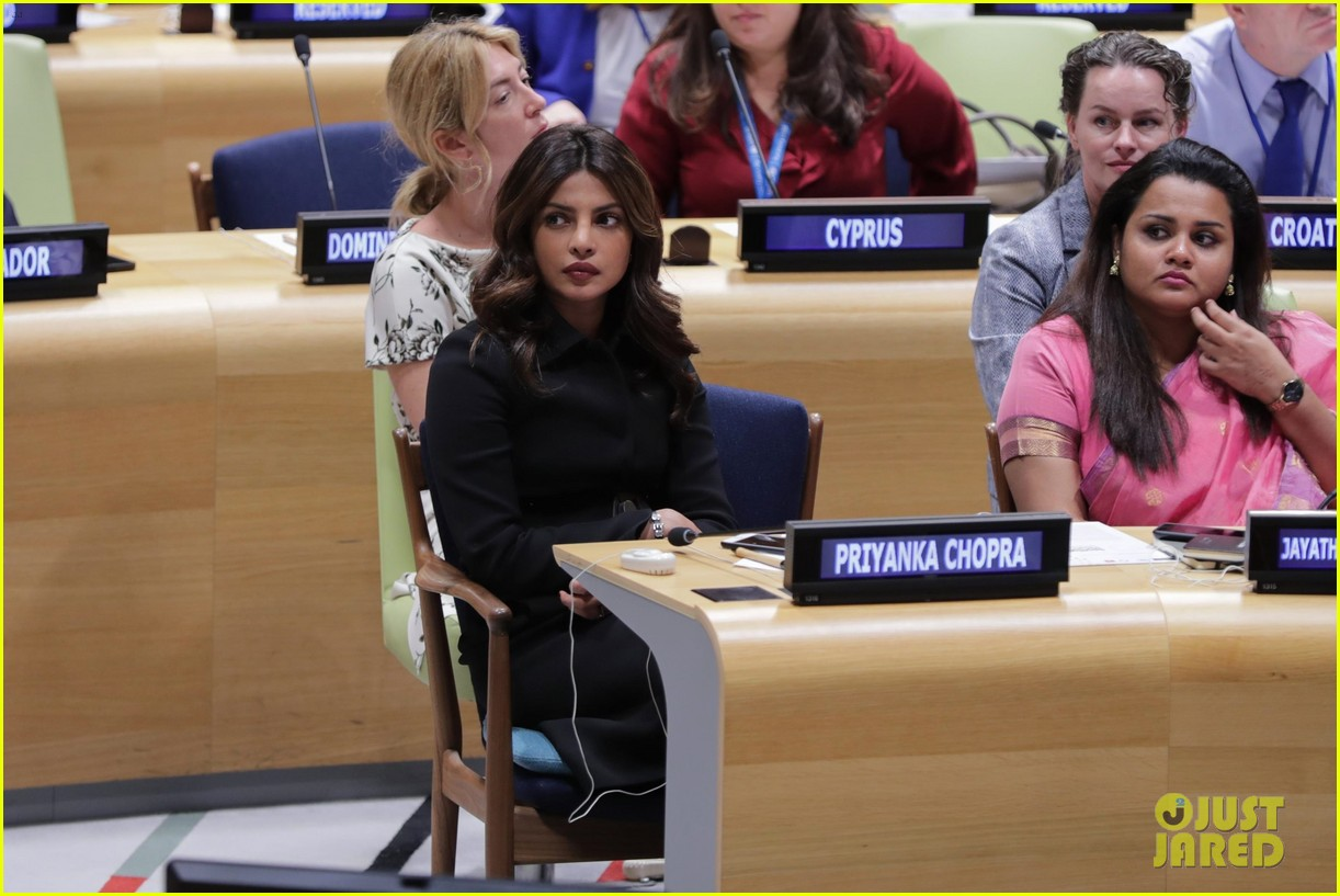 priyanka chopra united nations 033962285