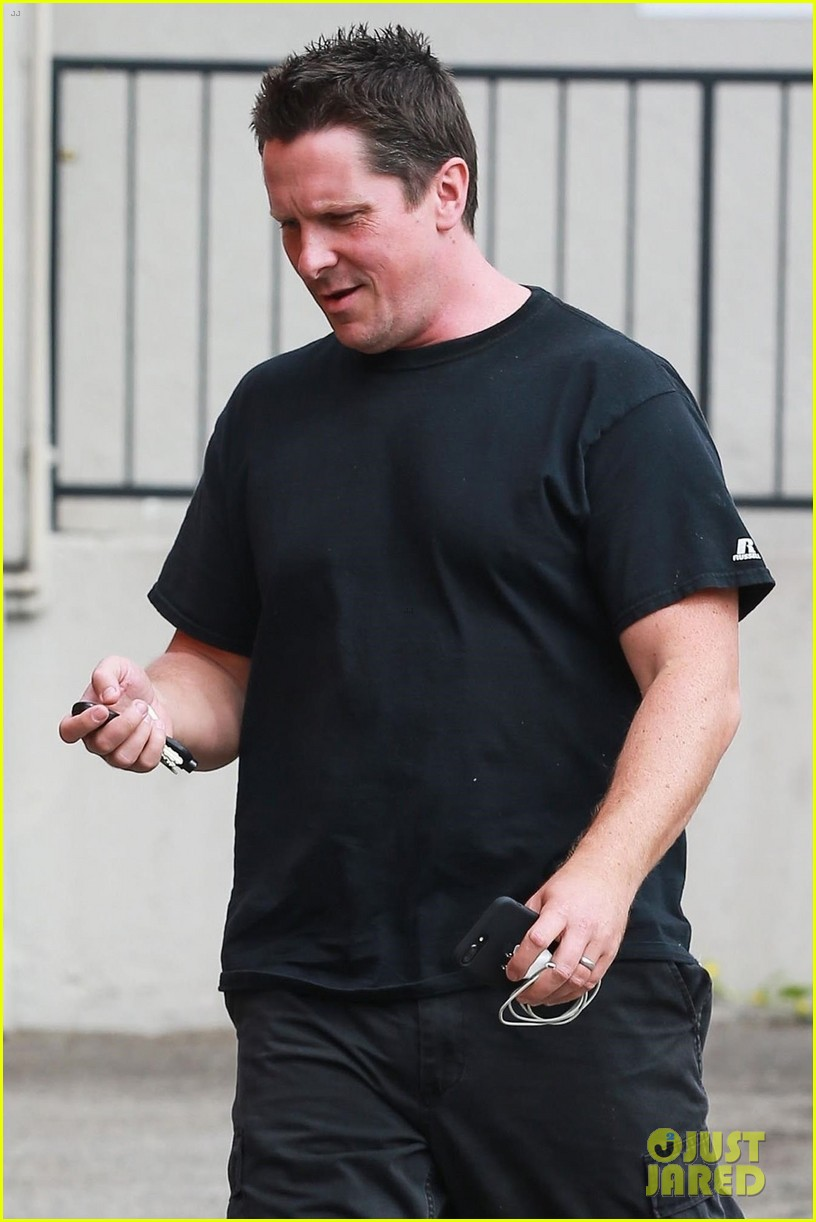 christian bale out about heavier figure 013957853