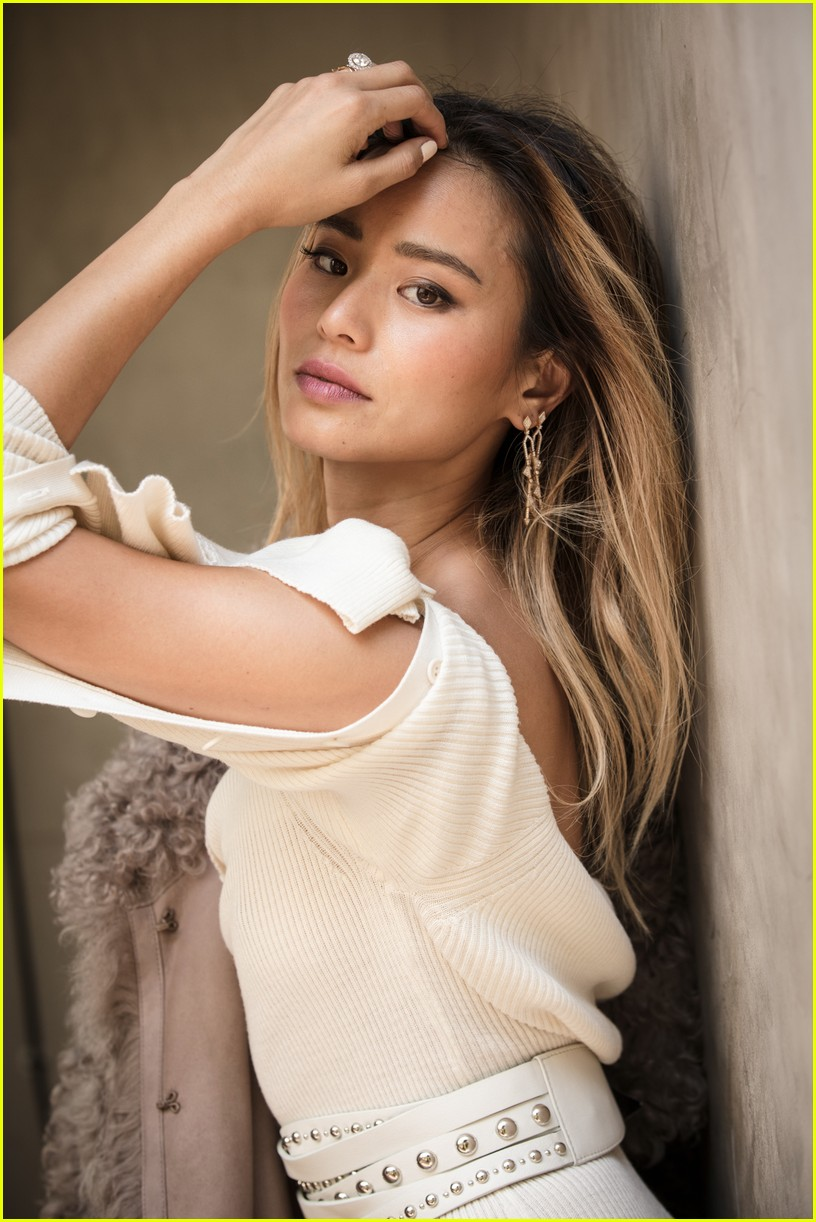 jamie chung talks new show the gifted and social media success 053965408