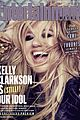 kelly clarkson entertainment weekly 01