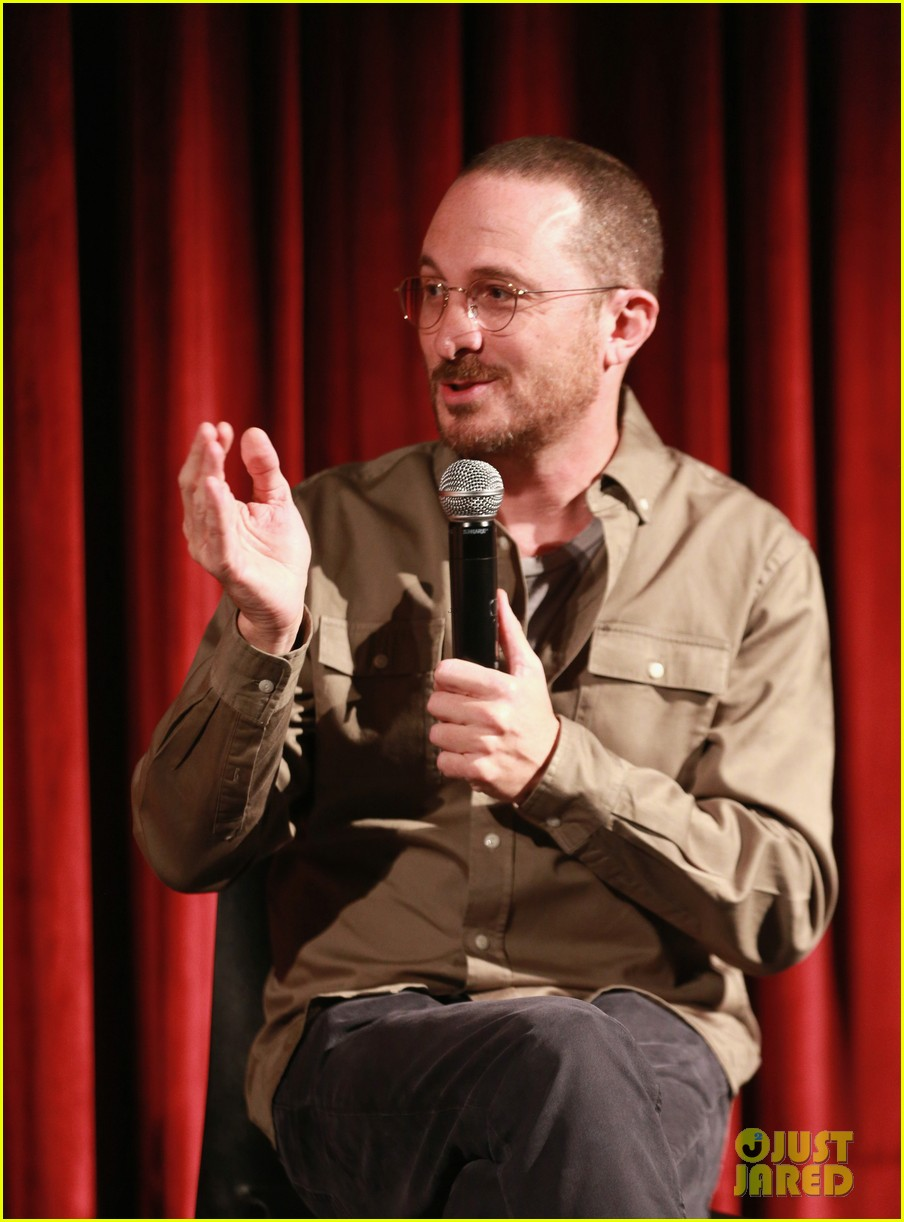 darren aronofsky responds to mother getting an f 043962266
