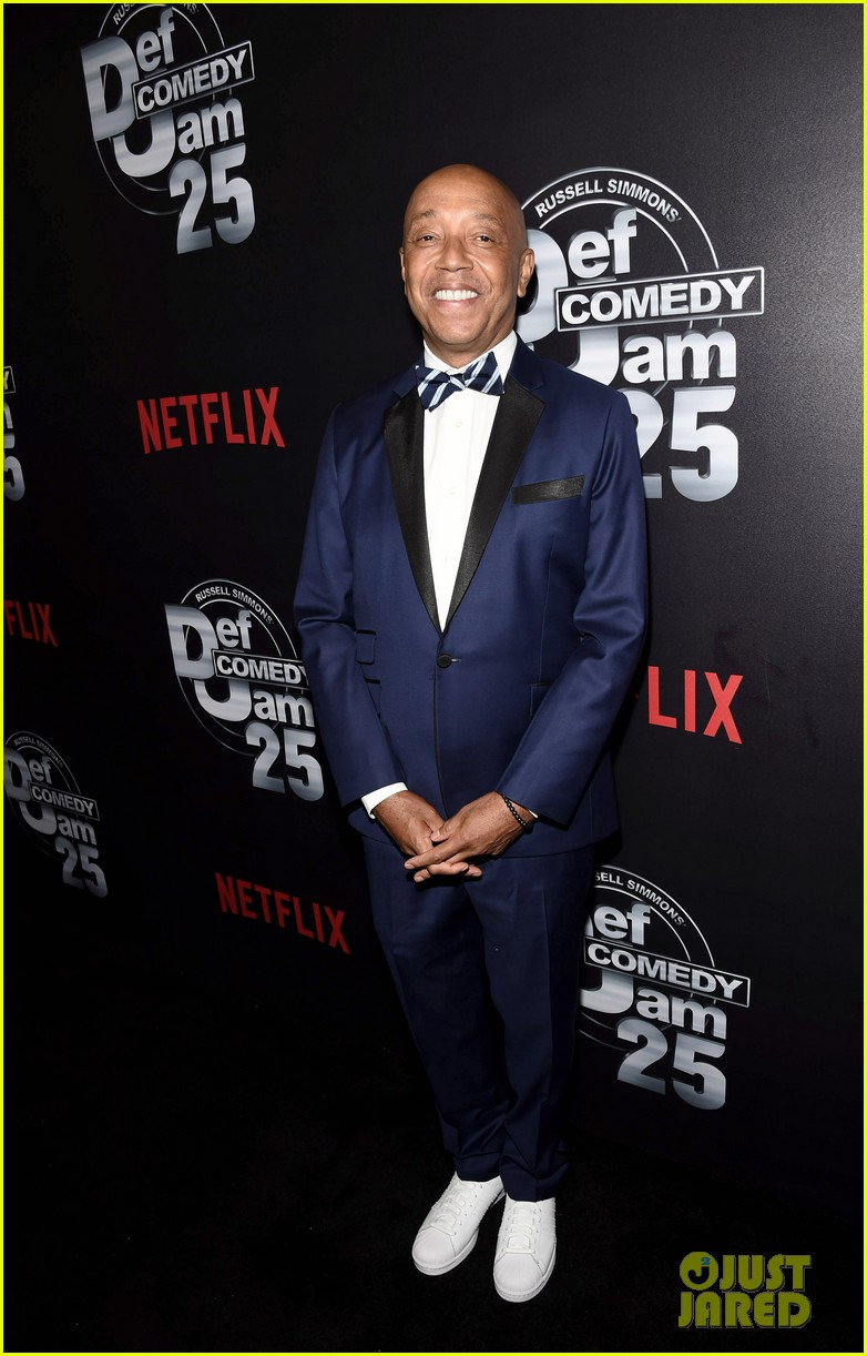 dave chappelle celebrates emmy win at def comedy jam party 013954880