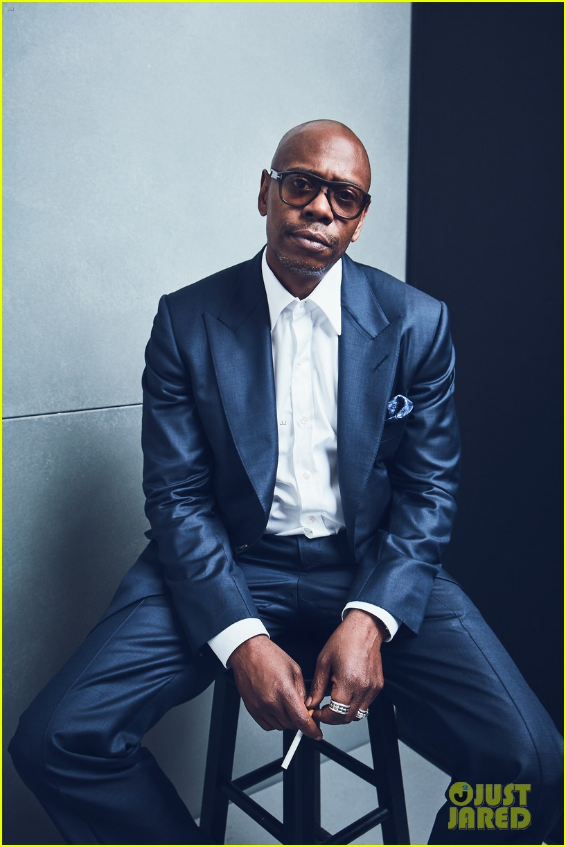 dave chappelle celebrates emmy win at def comedy jam party 033954882