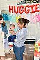 zooey deschanel baby boy jacob kick off national diaper need awareness week 05