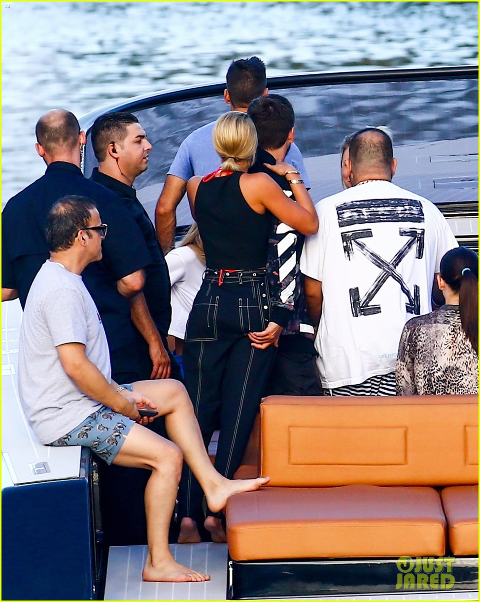 scott disick and sofia richie flaunt pda on a boat with friends2 203963000