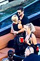 scott disick and sofia richie flaunt pda on a boat with friends2 07