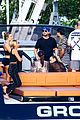 scott disick and sofia richie flaunt pda on a boat with friends2 11