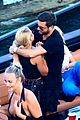 scott disick and sofia richie flaunt pda on a boat with friends2 16