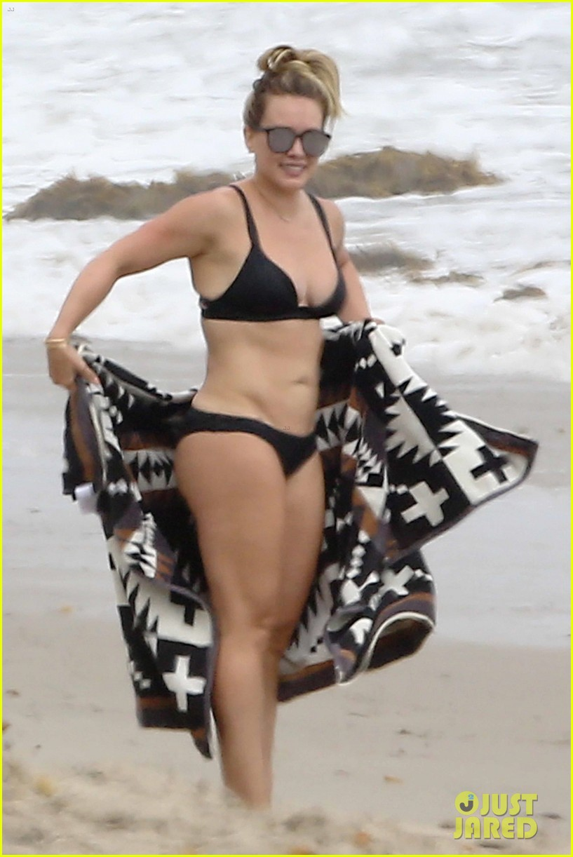 hilary duff bikini labor day 203950340