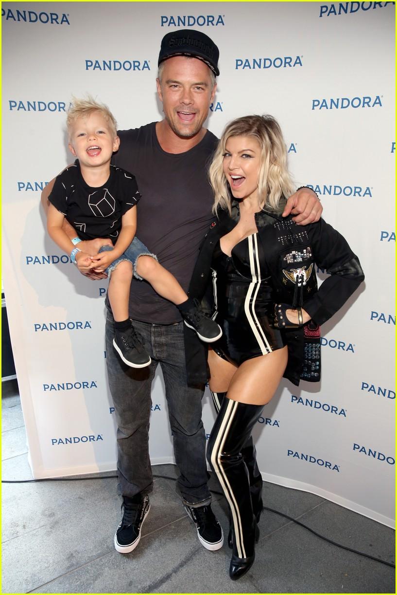 Fergie and Josh Duhamel Split After 8-Year Marriage