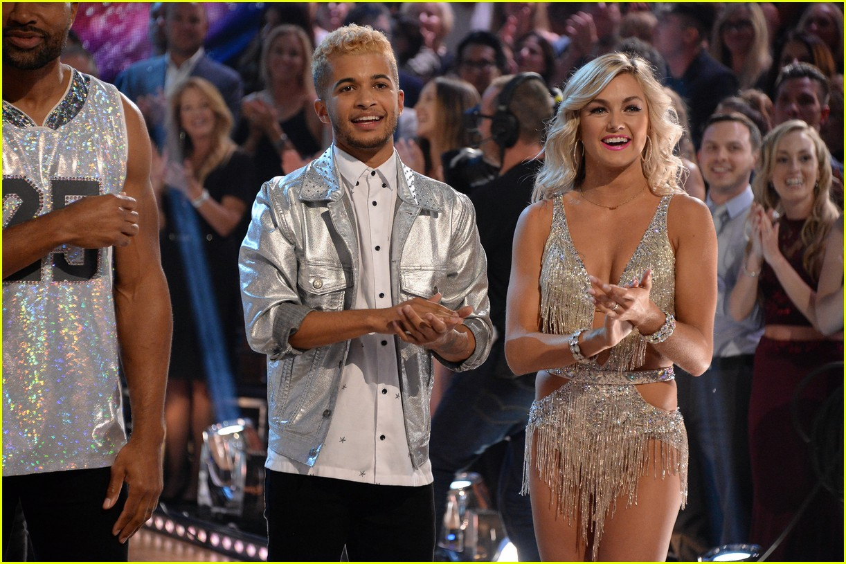 jordan fisher dancing with the stars premiere 033960502