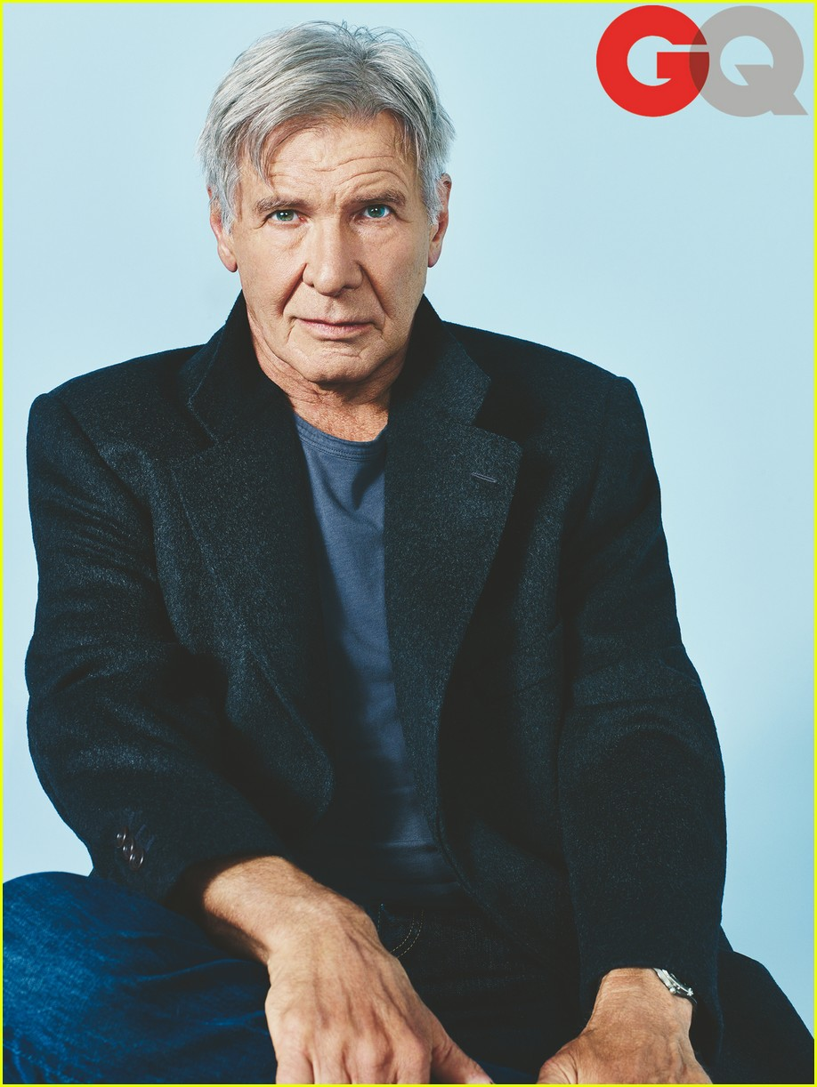 Harrison Ford on Worki...