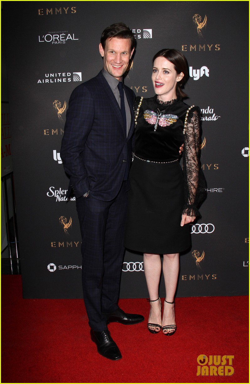 Claire Foy and Matt Smith have addressed The Crown's shocking gender pay gap