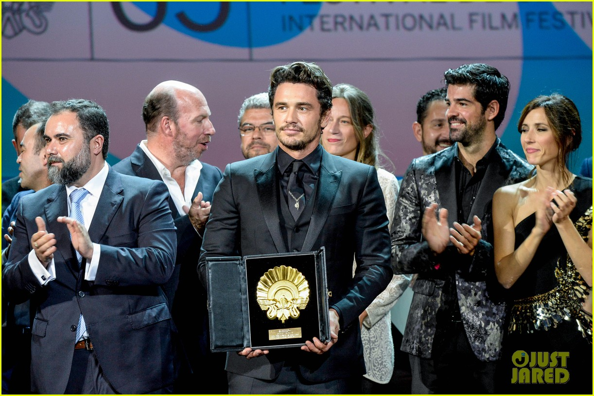 james franco wins best film award at san sebastian film fest 053966551