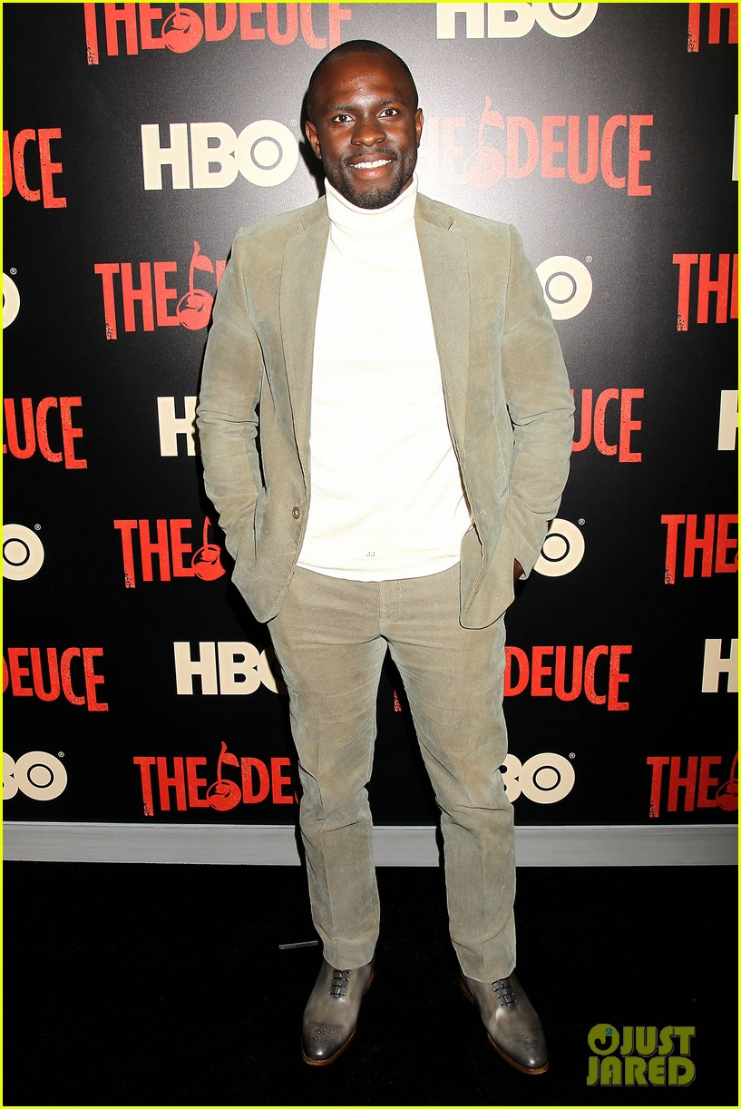 James Franco Maggie Gyllenhaal The Deuce Premiere 08 Exclusive Gary Carr Talks