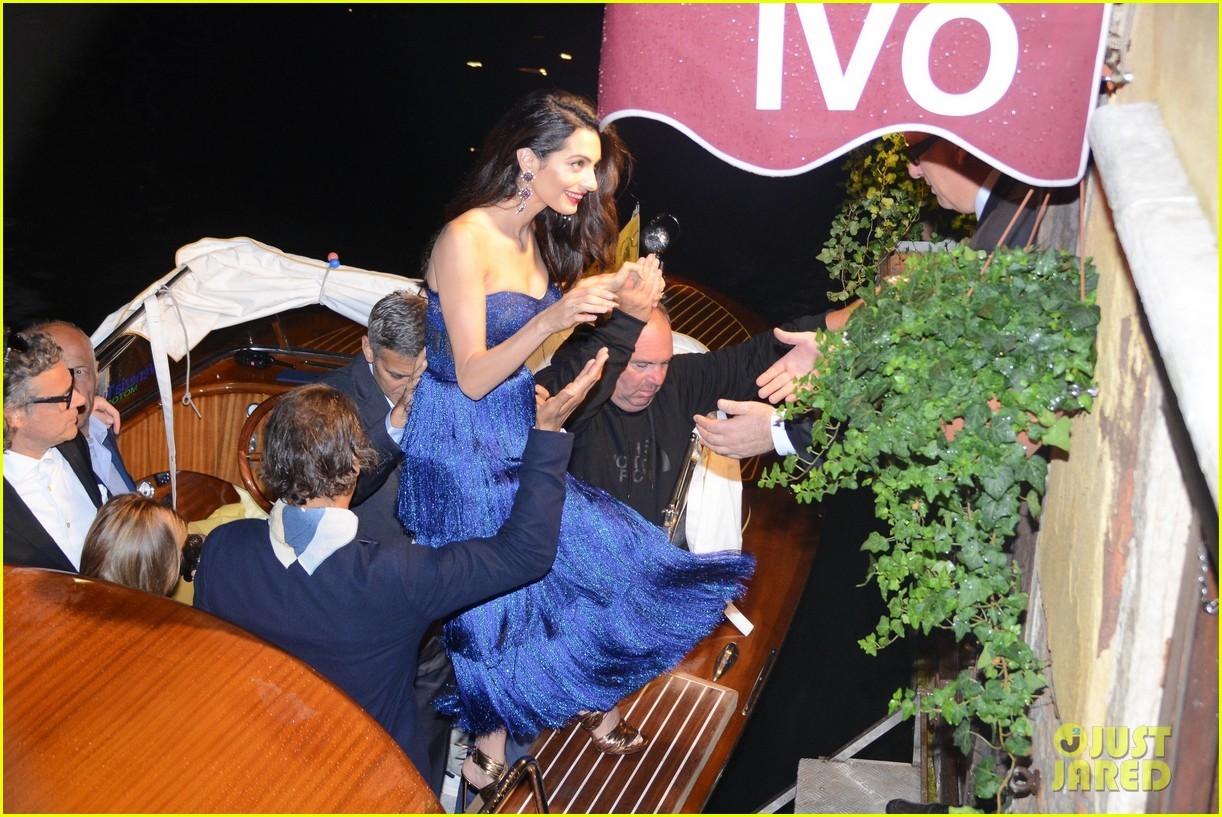 george amal clooney date night venice film fest 023949348