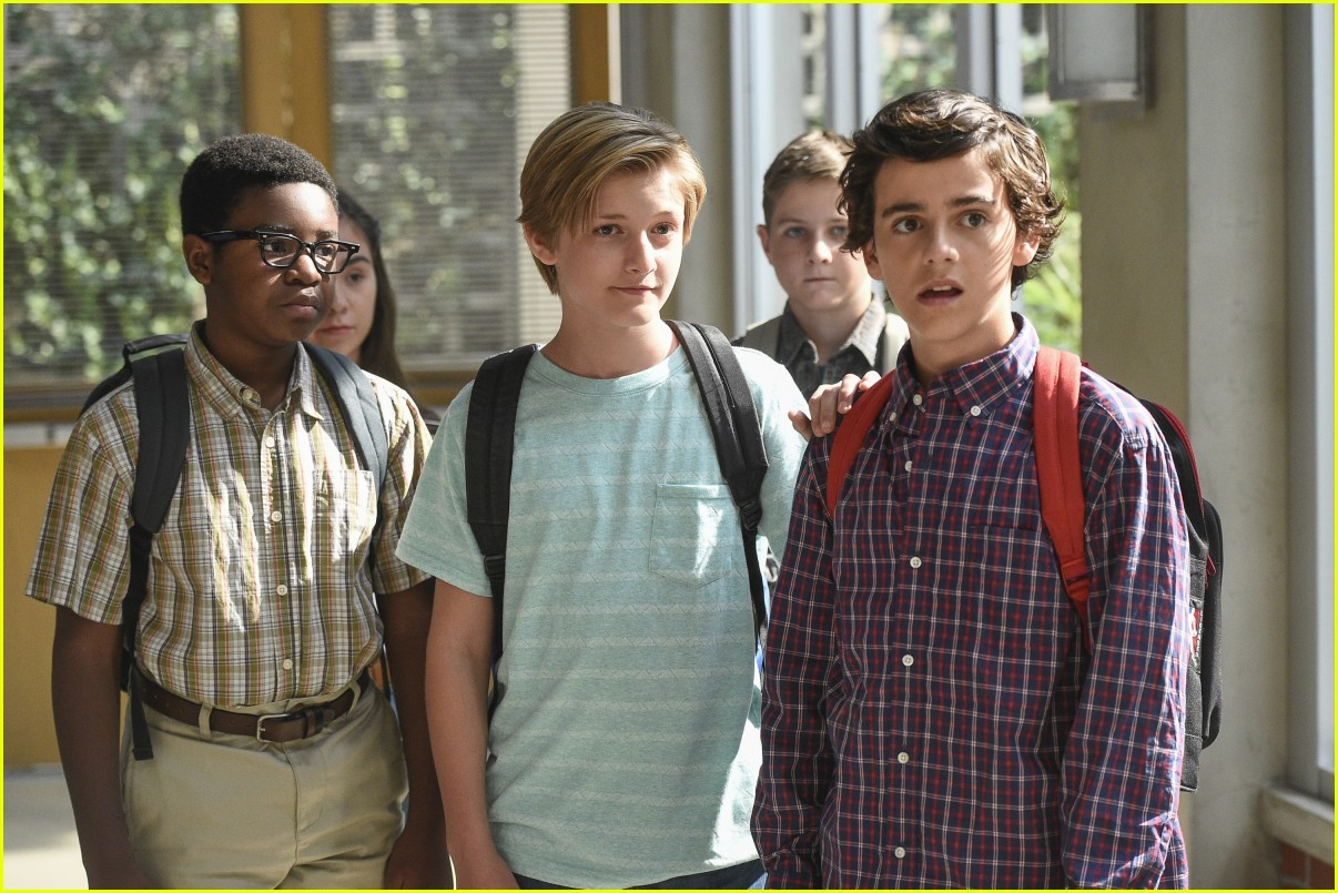 Me Myself I S Jack Dylan Grazer Was Also In The Movie It