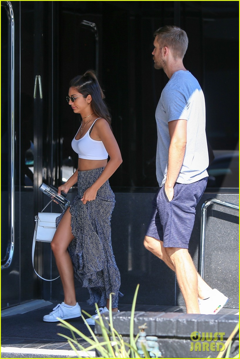Calvin Harris Shops for Jewelry with Cristina Squyres Photo 3948956