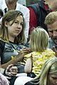 prince harry makes funny faces for a baby at the invictus games 13