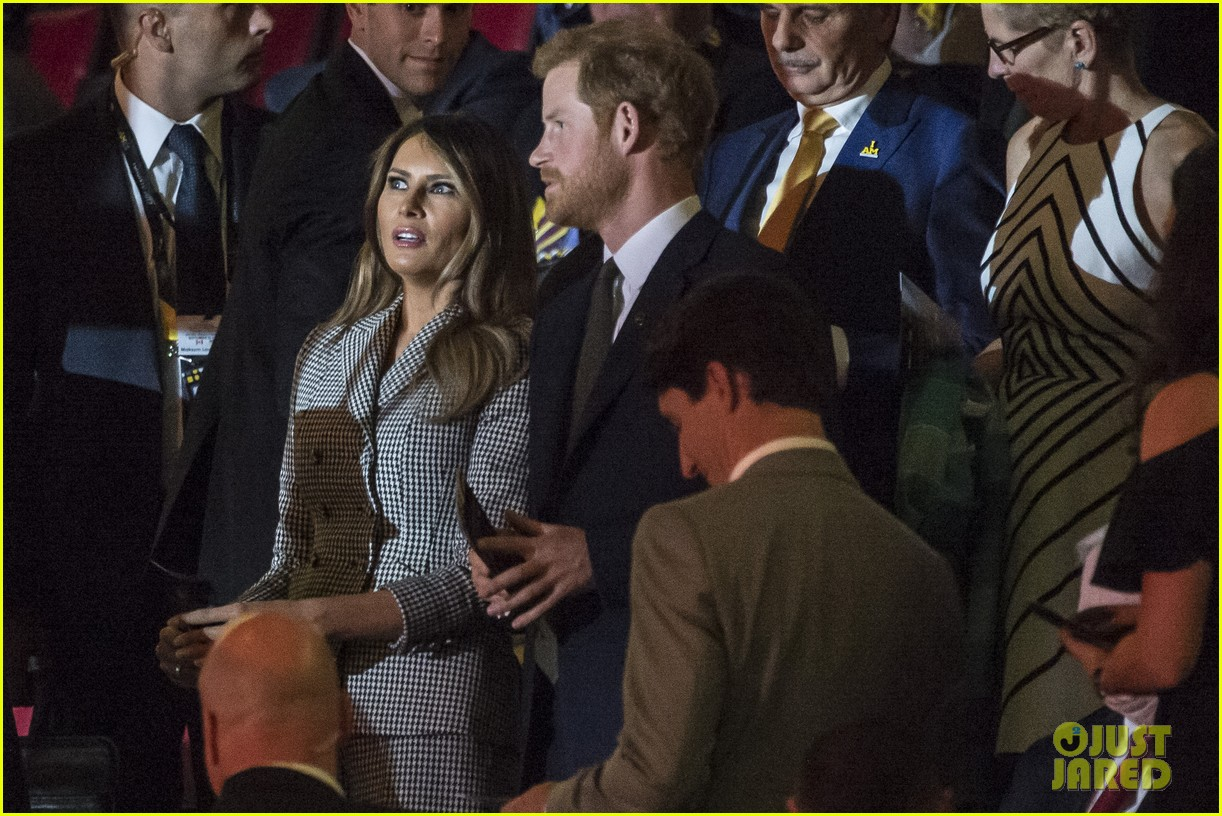 prince harry meghan markle attend first public event together 253962953