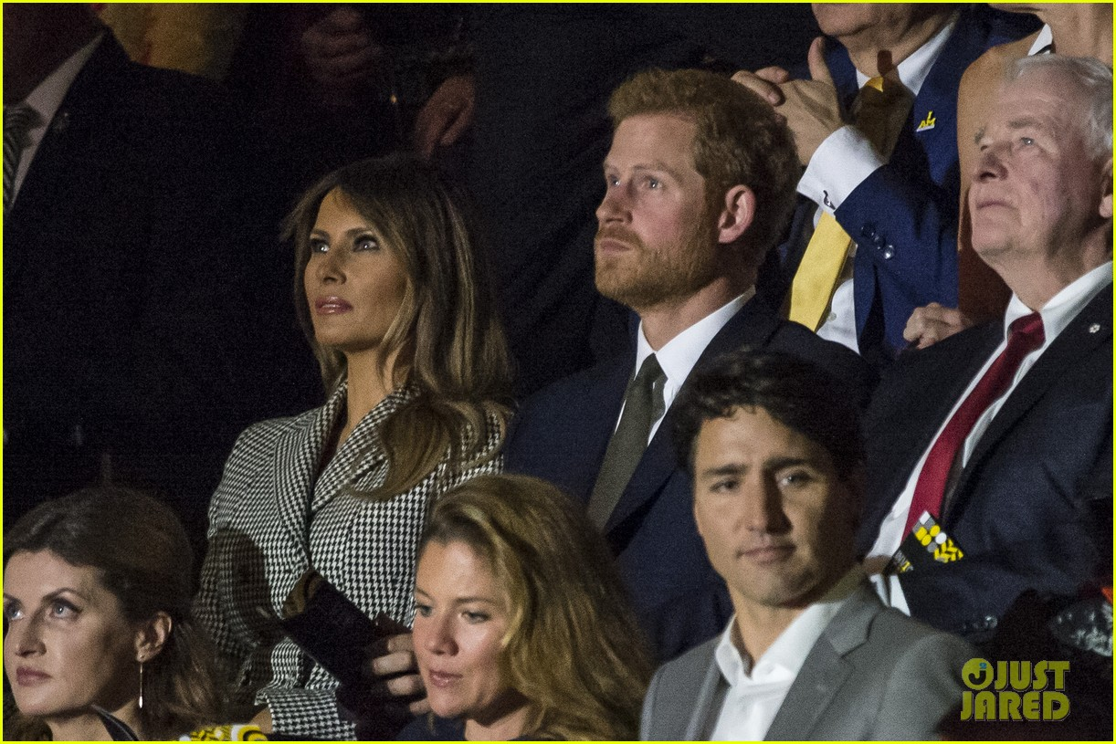 prince harry meghan markle attend first public event together 283962956