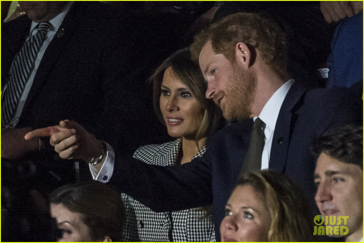 prince harry meghan markle attend first public event together 343962962