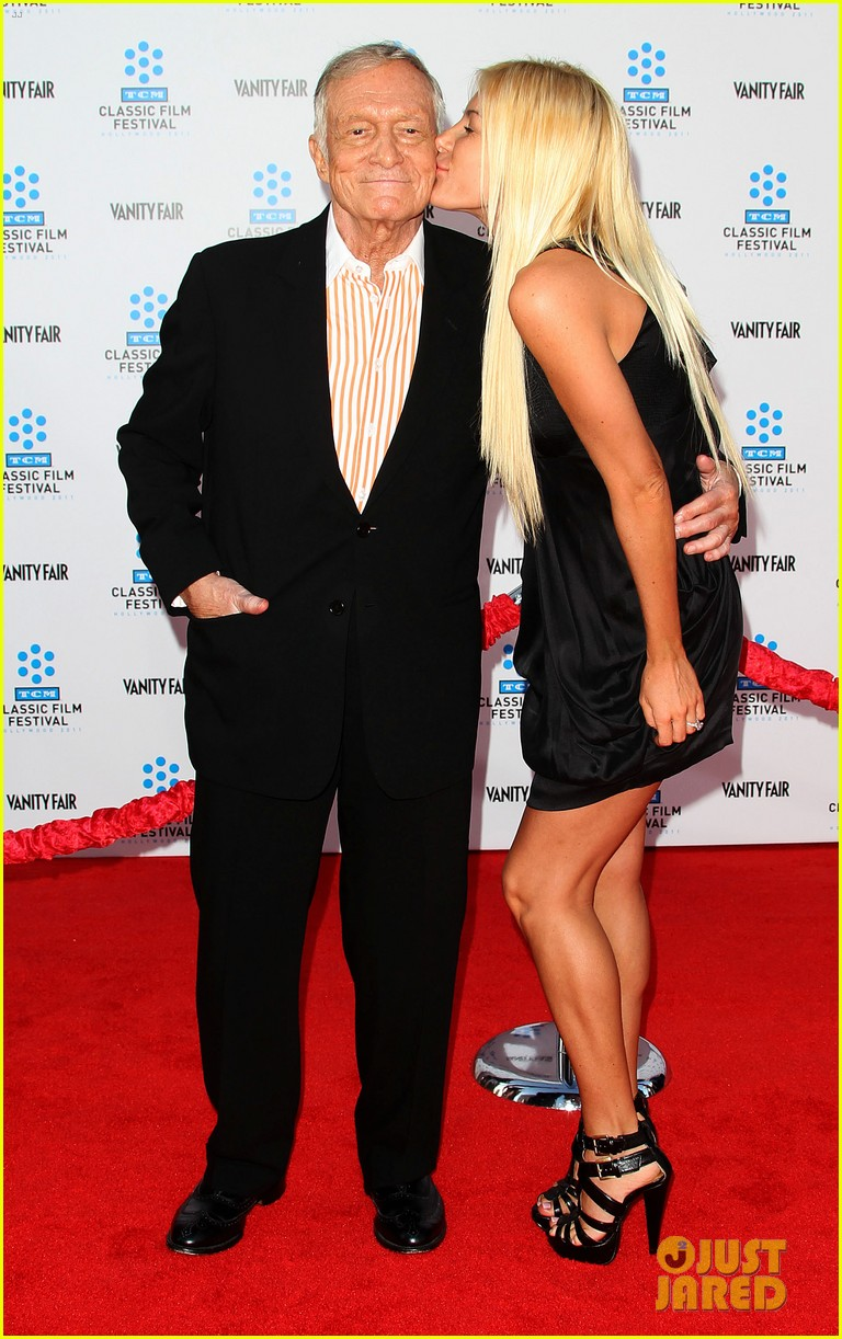 Hugh Hefner's Wife Crystal Harris Will Be Left with ...