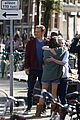 sam heughan films spy who dumped me scenes mila kunis kate mckinnon 25