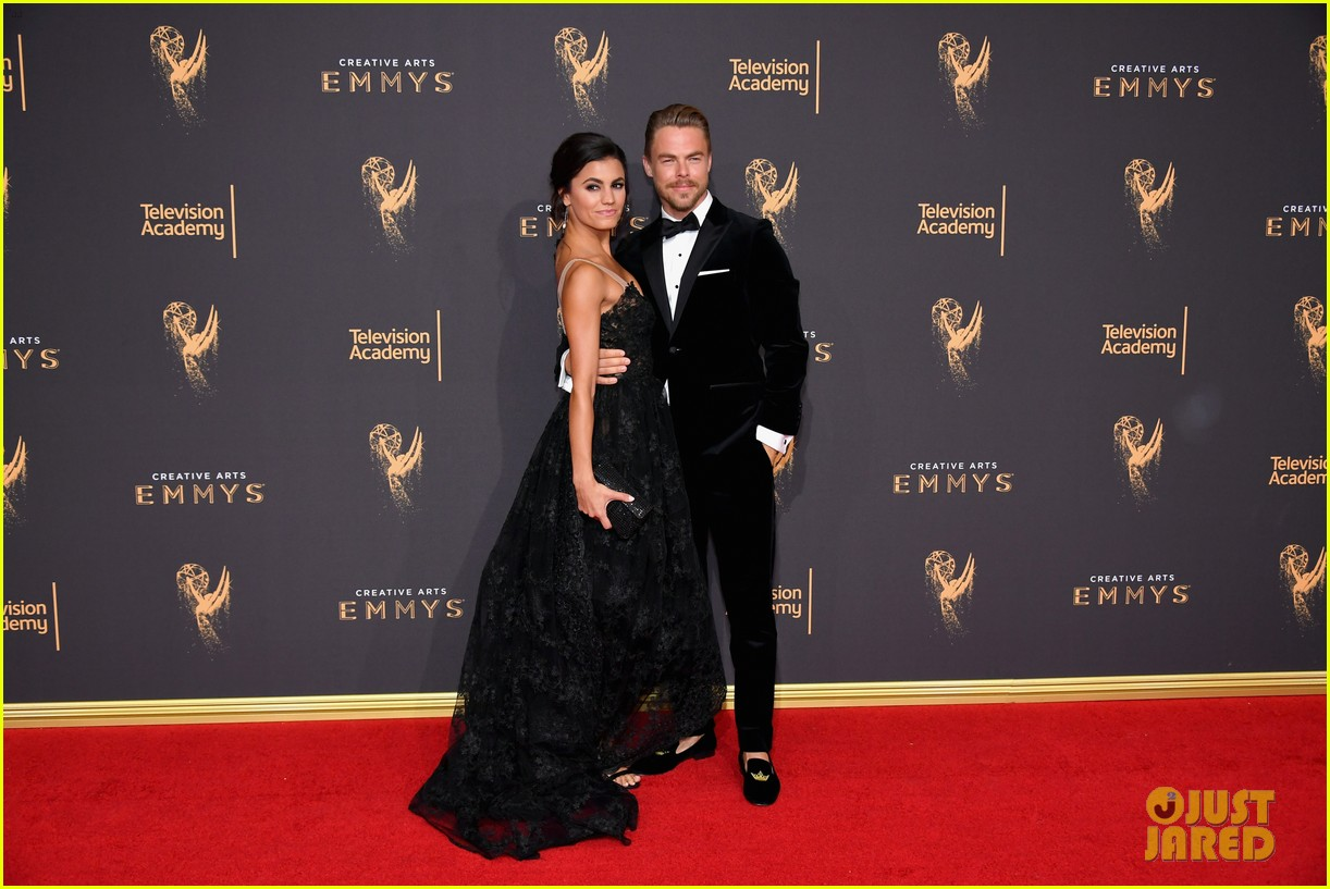 newlyweds julianne hough brooks laich attend the creative emmy awards 2017 023953930