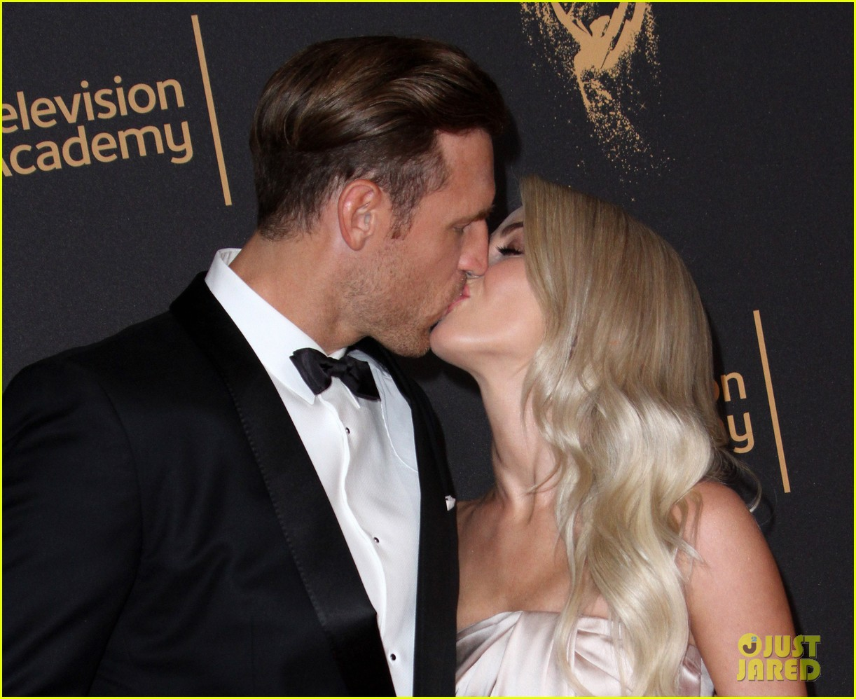 newlyweds julianne hough brooks laich attend the creative emmy awards 2017 133953941