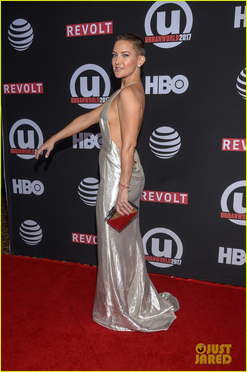kate hudson wears silver gown to marshall premiere 083963102