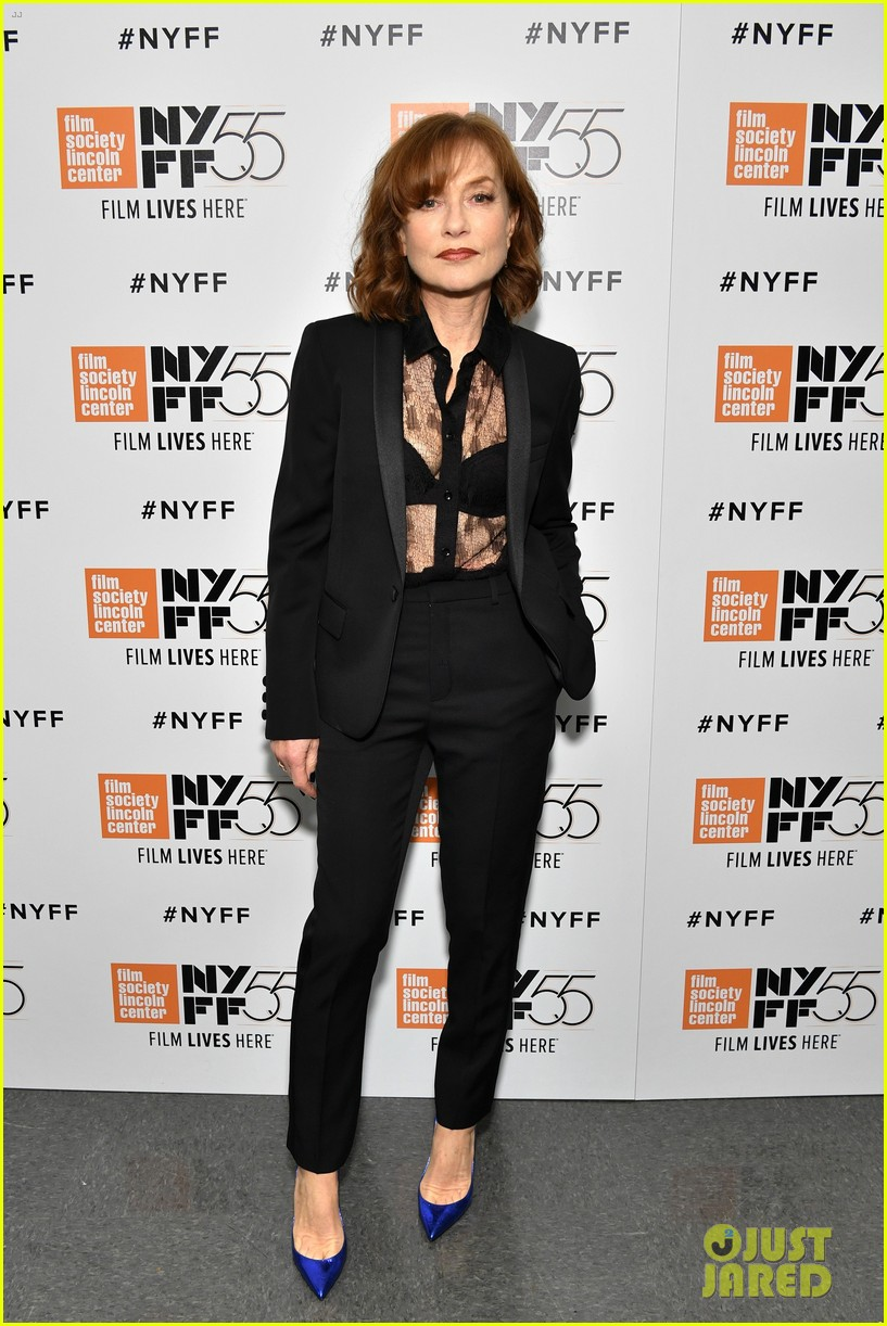 isabelle huppert premieres mrs hyde in nyc 013966308