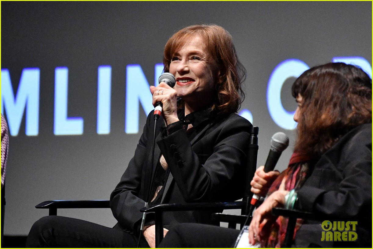isabelle huppert premieres mrs hyde in nyc 023966309