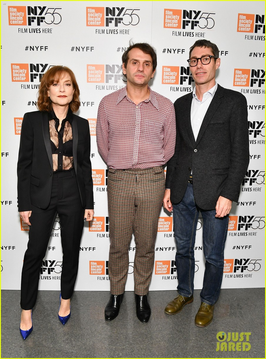 isabelle huppert premieres mrs hyde in nyc 033966310